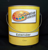 Decorative Palette - Extender - Gallon