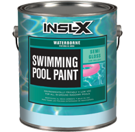 Insl-x - Waterborne Pool Paint